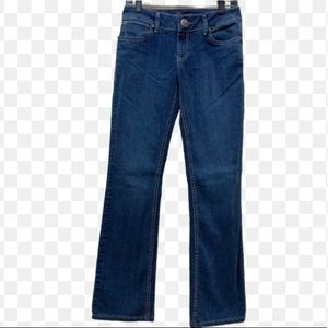 EUC Wrangler Bootcut Jeans Sz 5/6